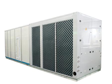 风冷热泵式屋顶空调机组,屋顶空调式热泵机组,屋顶热泵空调机组
