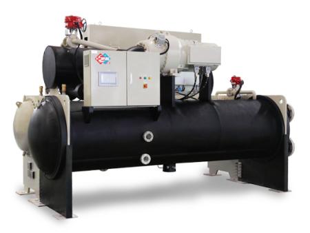 离心式雷火电竞平台登录组,磁悬浮离心式雷火电竞平台登录组,离心式热泵机组