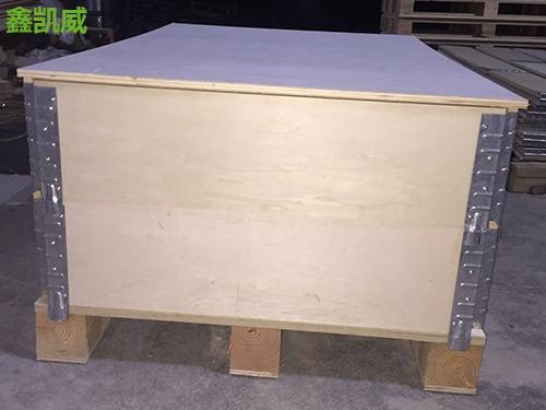 买木箱就来鑫凯威 麻涌木箱