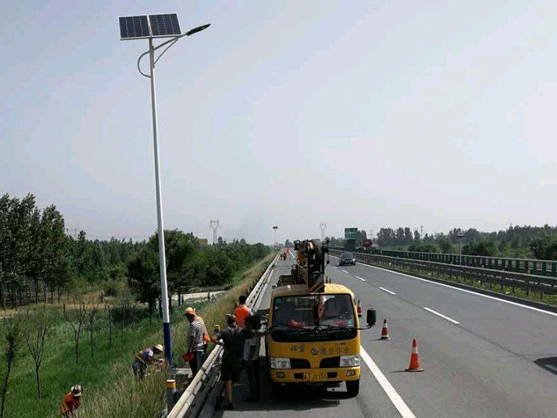 太阳能路灯-购买实惠的太阳能路灯优选甘肃鲁星户外照明