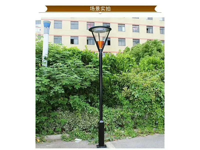 泰安太阳能草坪灯_买好用的太阳能草坪灯,就选甘肃鲁星户外照明