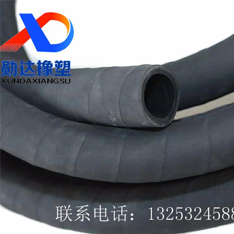 直销产喷砂胶管 大口径高耐磨喷砂各种型号可定制