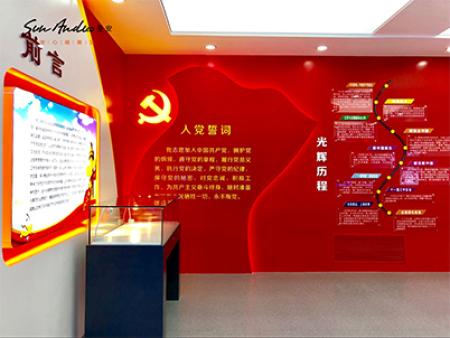 红色党建-去哪找可靠的红色党建工程