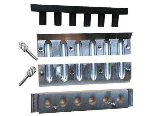 12孔口紅模具-供應廣東好質量的口紅模具