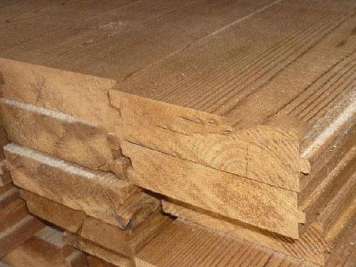 表面炭化木加工-炭化木加工厂怎么样