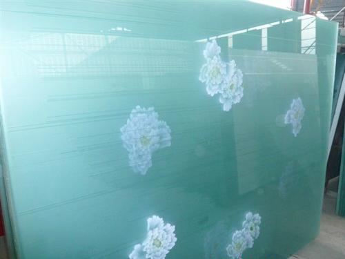中山金絲工藝玻璃-東莞高質量的工藝玻璃推薦