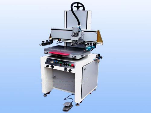 直立式电动印刷机