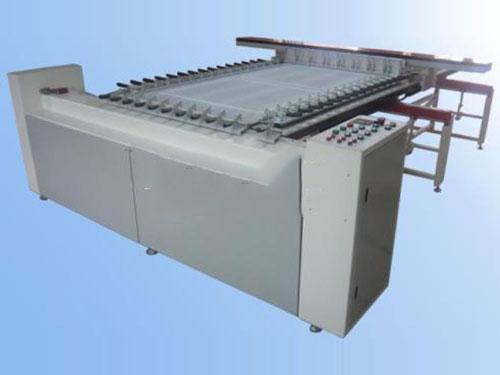 高精密电动式张网机厂家-易森自动化设备出售电动张网机