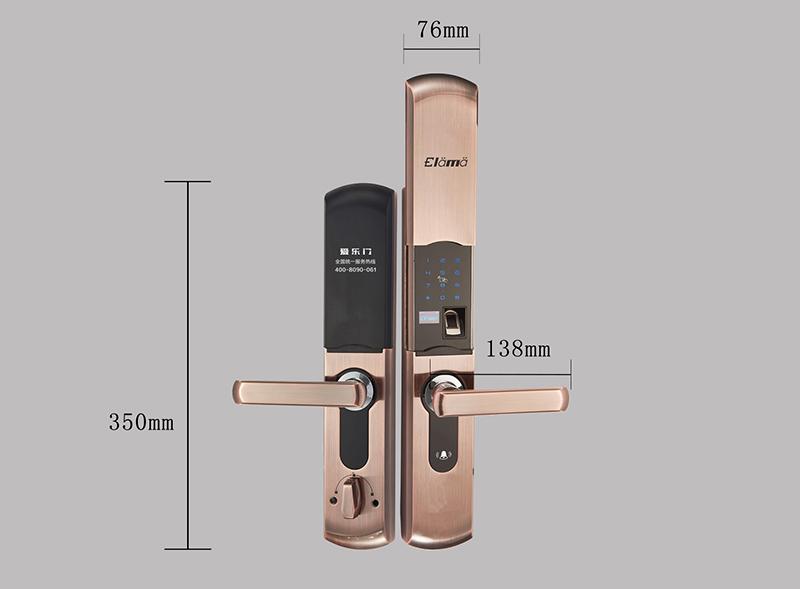 哪里可以买到实惠的EL508爱乐门智能指纹锁-贵州密码锁代理