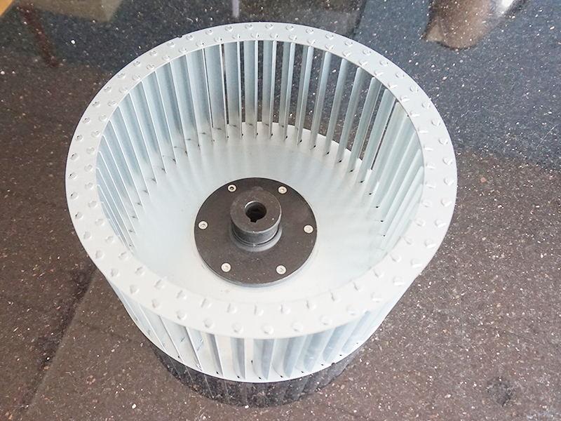 离心风轮,专业生产离心叶轮_凌峰机电风机定制