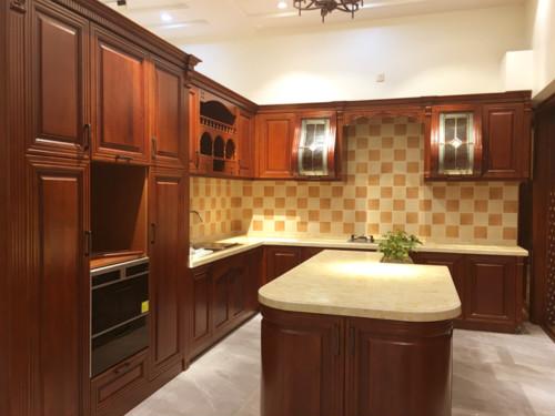 品質定制整體櫥柜衣柜價格-歐式古典家具哪家買