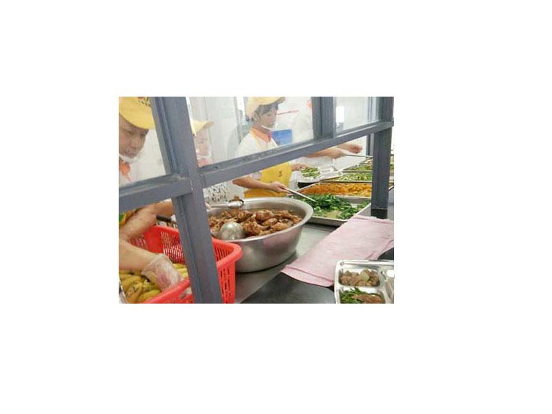 哪儿有专业的饭堂承包——广州员工食堂承包