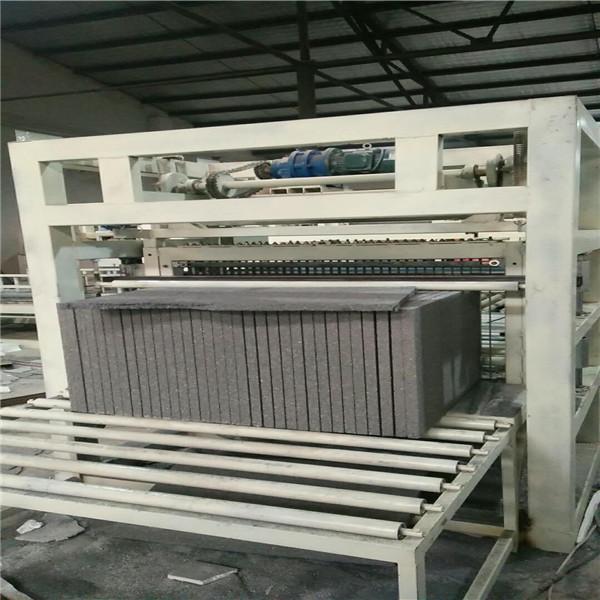河北划算的水泥基匀质板生产线供应|水泥基匀质板切割设备