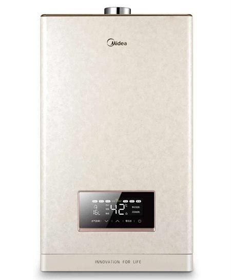 买优质的美的零冷水燃气热水器来渭南申东洋厨卫电器 澄城美的零冷水燃气热水器哪里卖