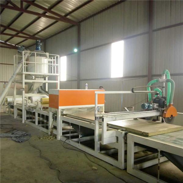 水泥面岩棉复合板厂家-质量优的水泥面岩棉复合板机在哪可以买到