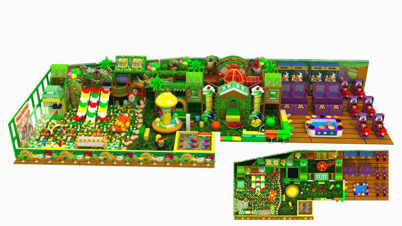 淘气堡批发_要买优质的儿童室内乐园游艺机,当选温州馨晨游乐设备