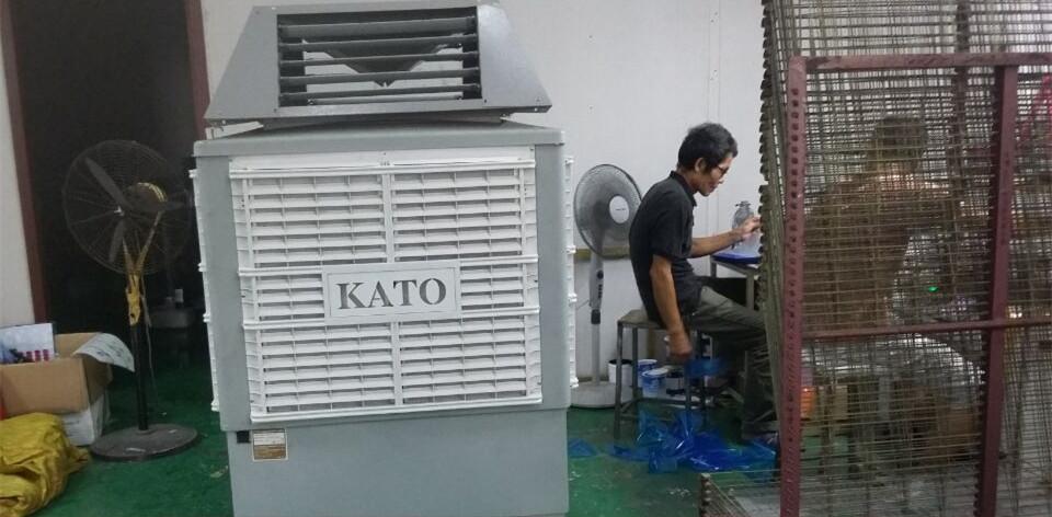 库房除尘除味空气净化器设备