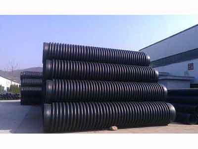 张掖塑钢缠绕管-兰州塑钢缠绕管大量出售