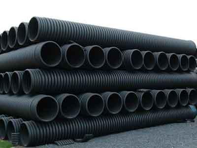 哪里能买到优质塑钢缠绕管 天水塑钢缠绕管价格