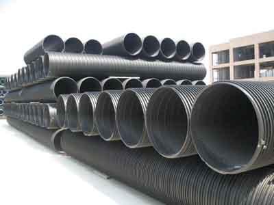 甘肃塑钢缠绕管|供应兰州优良塑钢缠绕管