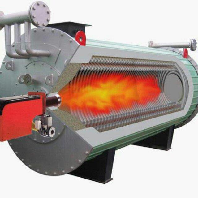 常州常成热力设备有限公司燃气导热油炉