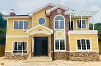 可靠的第二代轻钢别墅遨享版合作就在富萨整装建材,装配式别墅