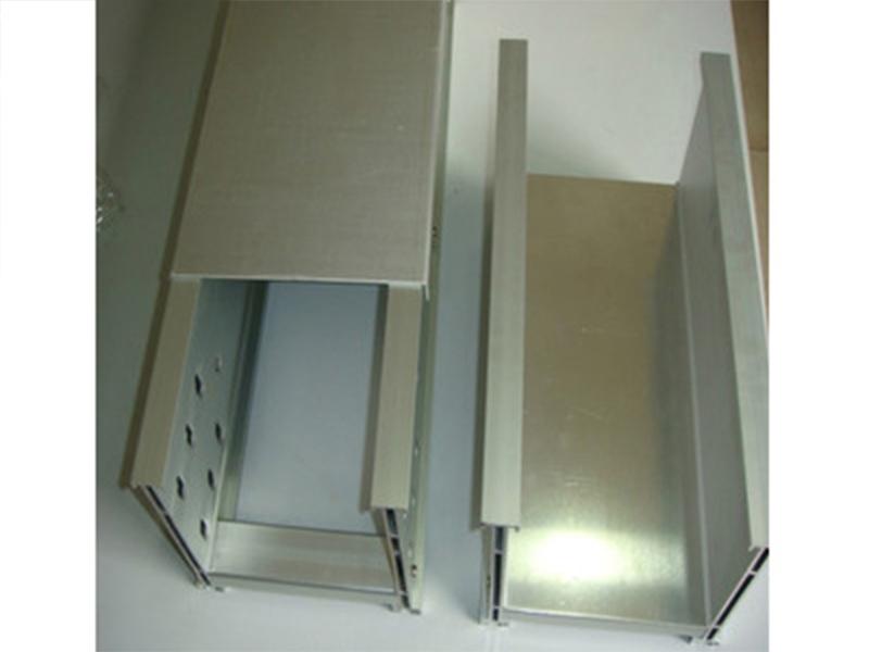 陕西铝合金桥架安装 银川宁夏大跨距桥架厂家直销