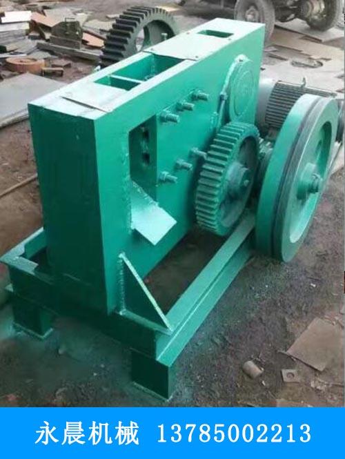 内蒙古去哪买60型圆钢切断机?山东永晨机械设备厂定制