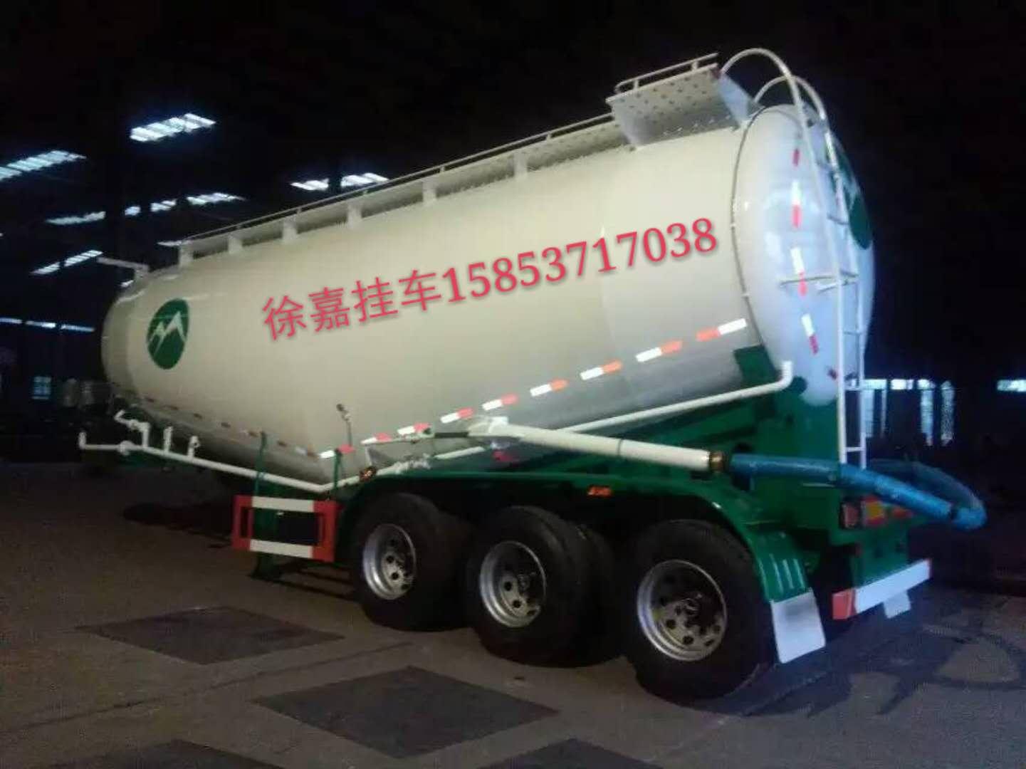 湖南衡阳45立方免税散装水泥罐车|常德55立散装水泥罐车厂家