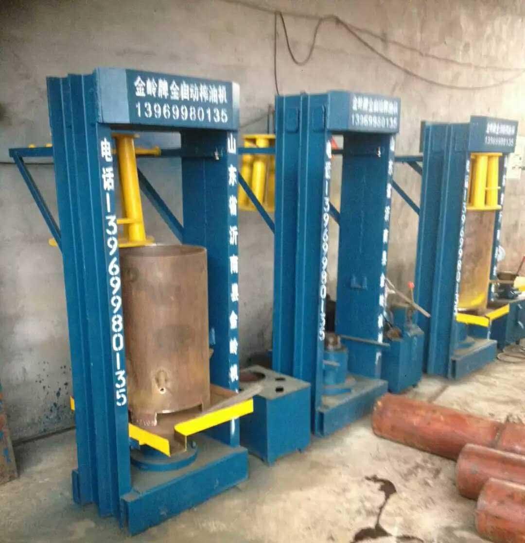 河北大豆榨油机厂家_想买优惠的大豆榨油机,就来金岭机械厂