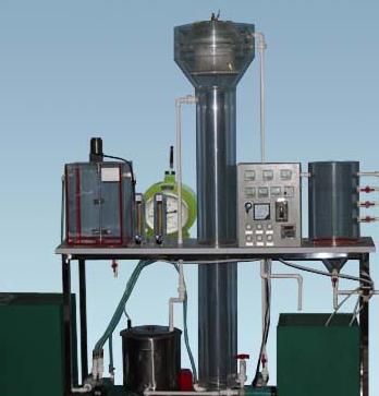 合肥万学科教仪器批发化学实验器材-竖流式加压气浮实验装置
