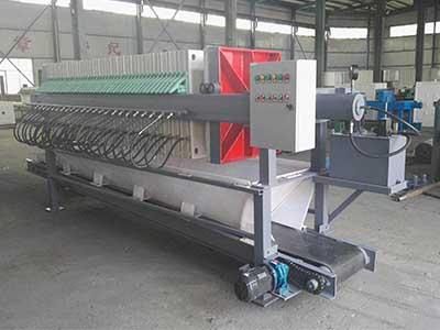 河北隔膜压滤机生产厂家_河南品牌好的隔膜压滤机供应