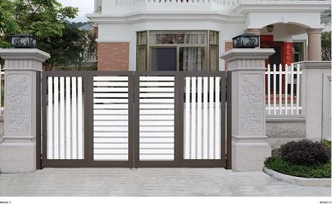 南宁铝艺庭院门-哪里有卖质量好的铝艺庭院门