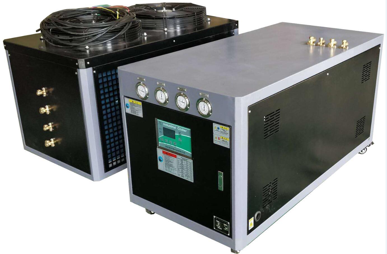 直冷式冷冻机,冷冻机,冷水机