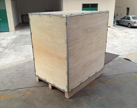 常平木箱厂家-优良的木箱就在恒金木业