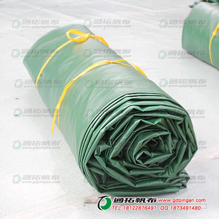 广州帆布_夹网布_番禺优质防水篷布供应