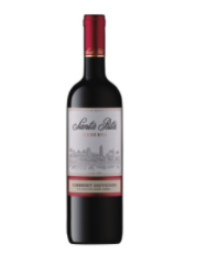 圣丽塔珍藏赤霞珠干红葡萄酒