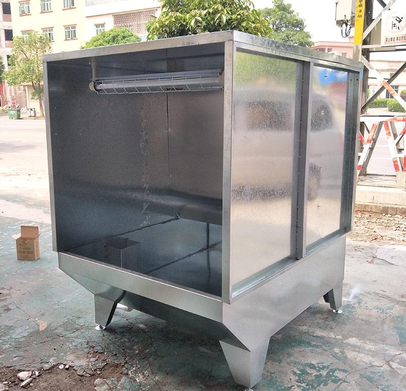噴漆水簾柜生產-哪里能買到實惠的水濂柜