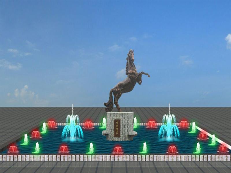 买耐用的喷泉,就来益辰园林_喷泉品牌好