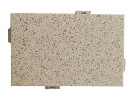 山东仿石材铝单板——相比木材板的好处-临朐县鑫磊建材有限公司