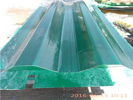 玻璃钢防风抑尘网的施工特点