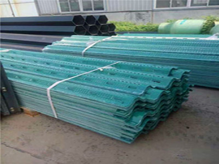 玻璃钢防风抑尘网的高度要对料场形成覆盖作用