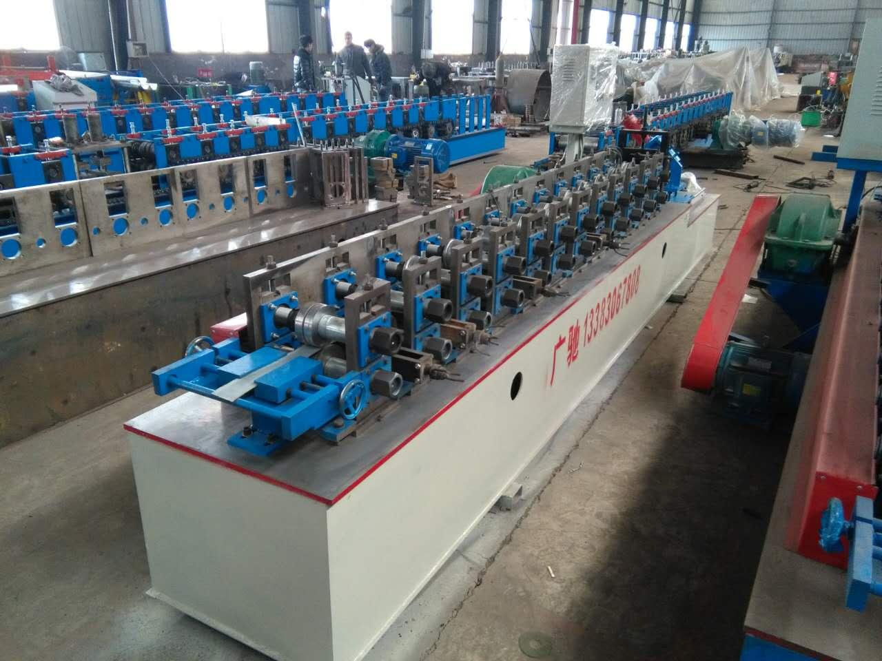 新型大棚专用压膜槽机压膜槽设备压膜槽加工机器