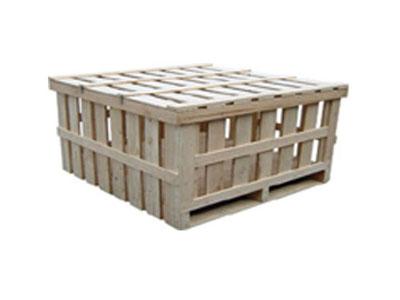 东莞木包装箱批发 买木箱认准志华木制品