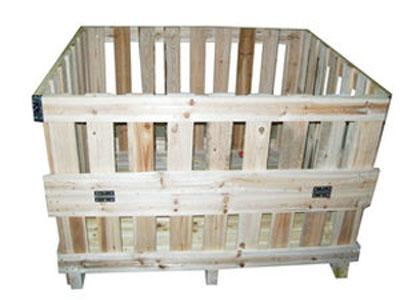 深圳实木包装箱-买木箱就来志华木制品