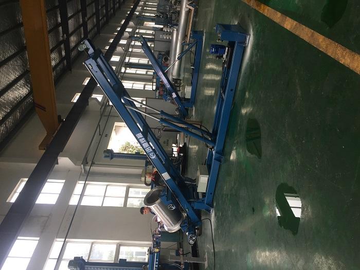 无锡哪里有专业的焊接设备,高压油管自动氩弧焊焊接专机