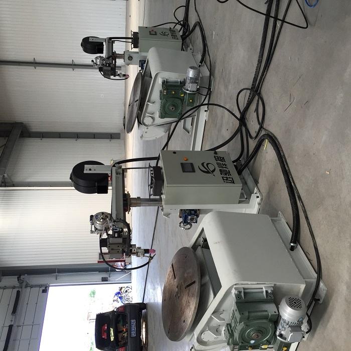 迅驰焊接设备专业供应焊接设备 波纹管环缝自动焊接专机