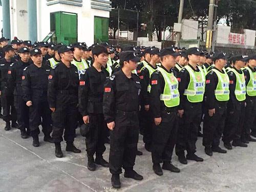 保安服务哪家公司专业,广东保安服务公司