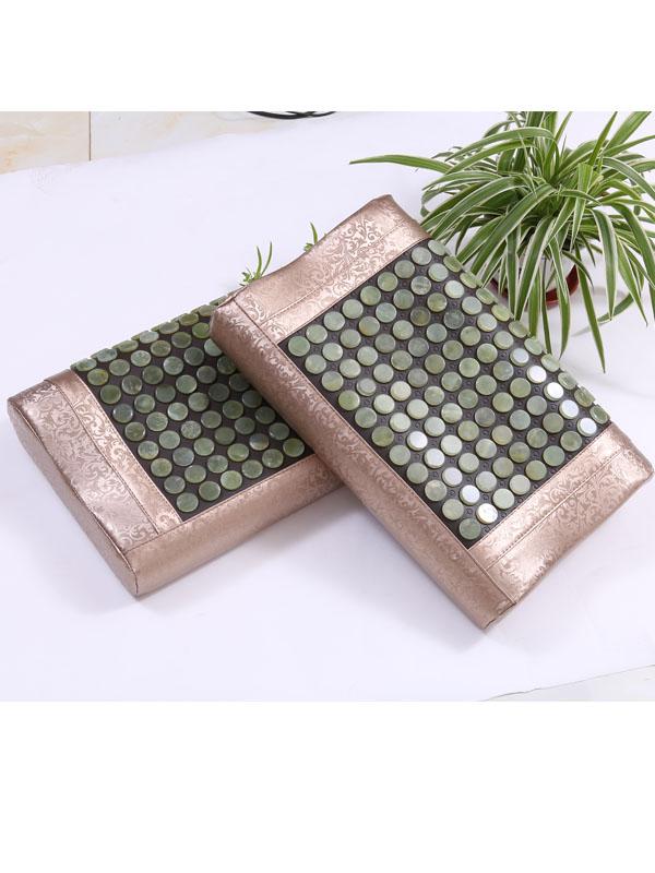 岫岩天然玉石枕头厂家批发玉石产品