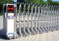 安徽电动伸缩门价格怎么样,河南工业电动伸缩门